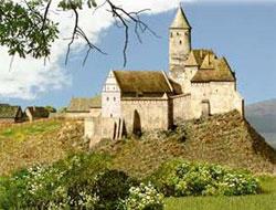 hrad Šelmberk