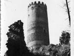 zřícenina hradu Šelmberk 1930