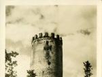 zřícenina hradu Šelmberk 1960