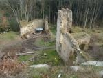 současnost hradu Šelmberk