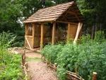 bylinná zahrada v současnosti
