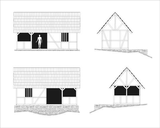 projekt Sedlářská dílna