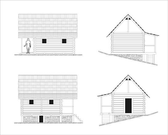projekt Tkalcovská dílna