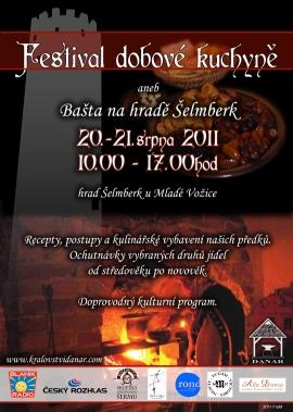 Festival dobové kuchyně